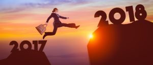Leap into 2018 with our executive recruitment agency in Dublin